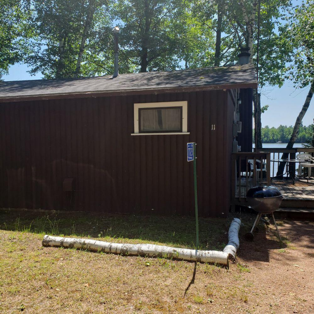 Birchwood Resort Cabin #11
