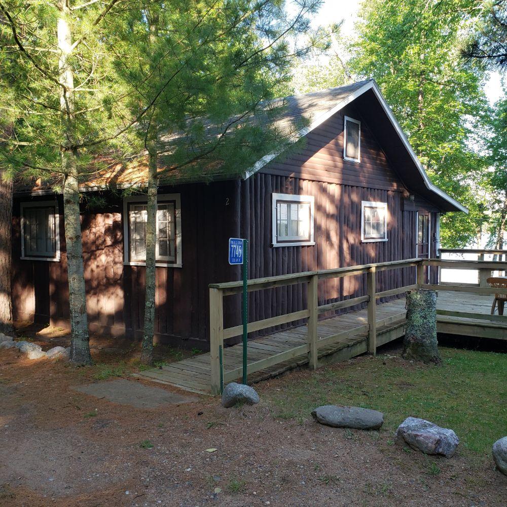 Birchwood Resort Cabin #2