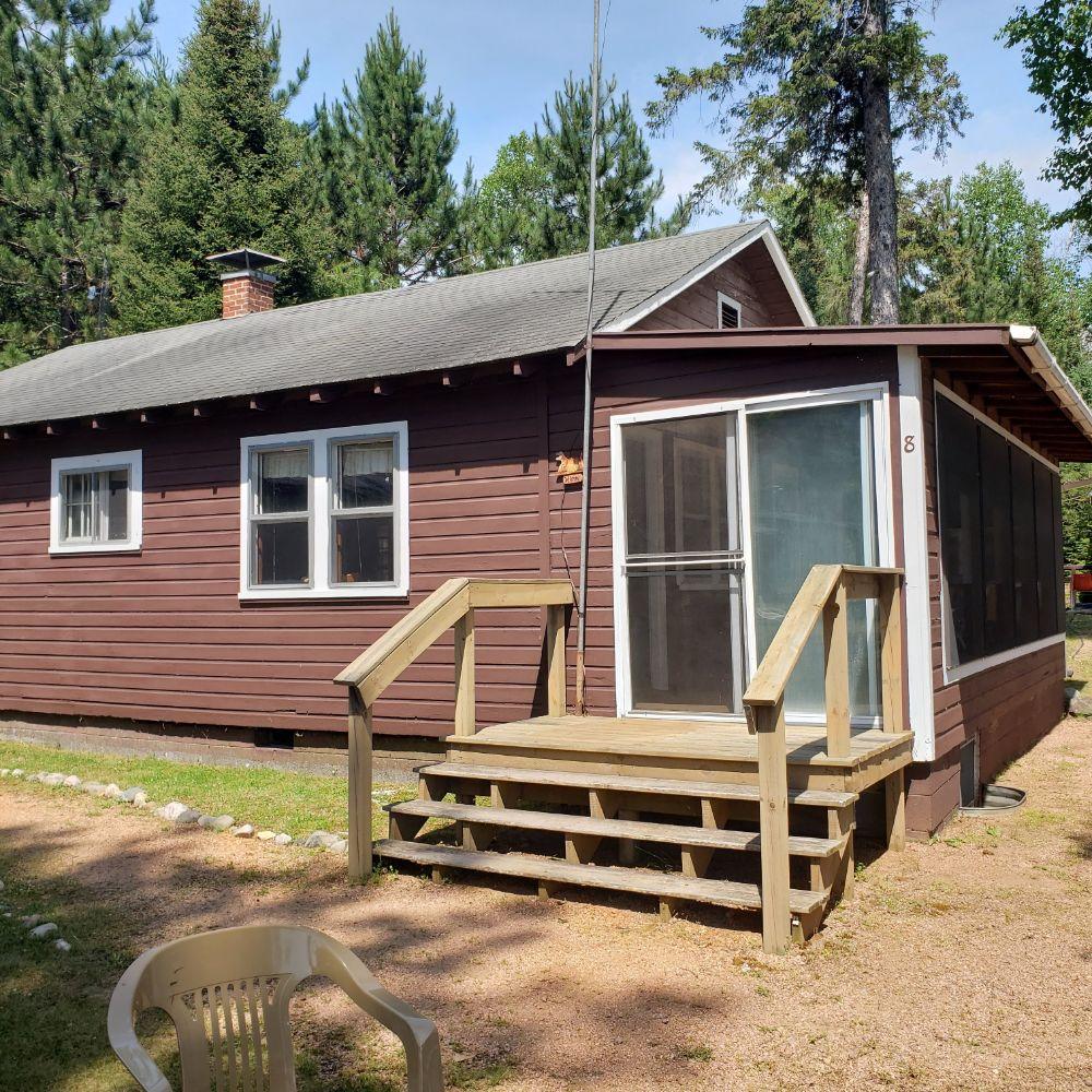 Birchwood Resort Cabin #8