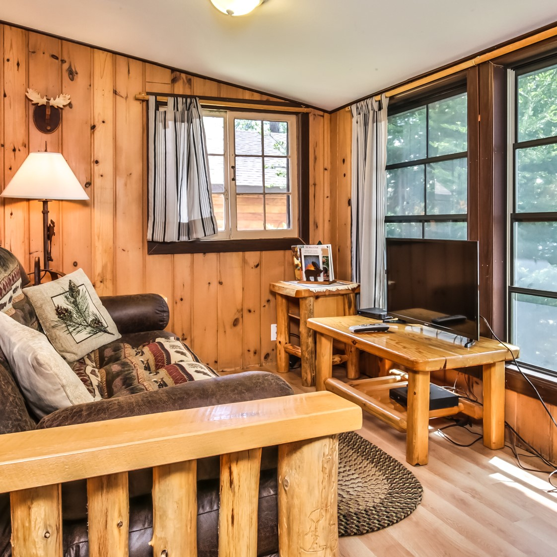 Birchwood Resort Cabin #7